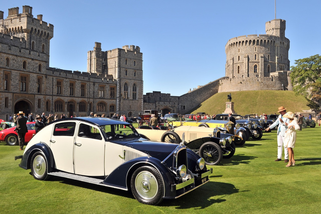 Windsor Castle will host Concours of Elegance | Concours photo