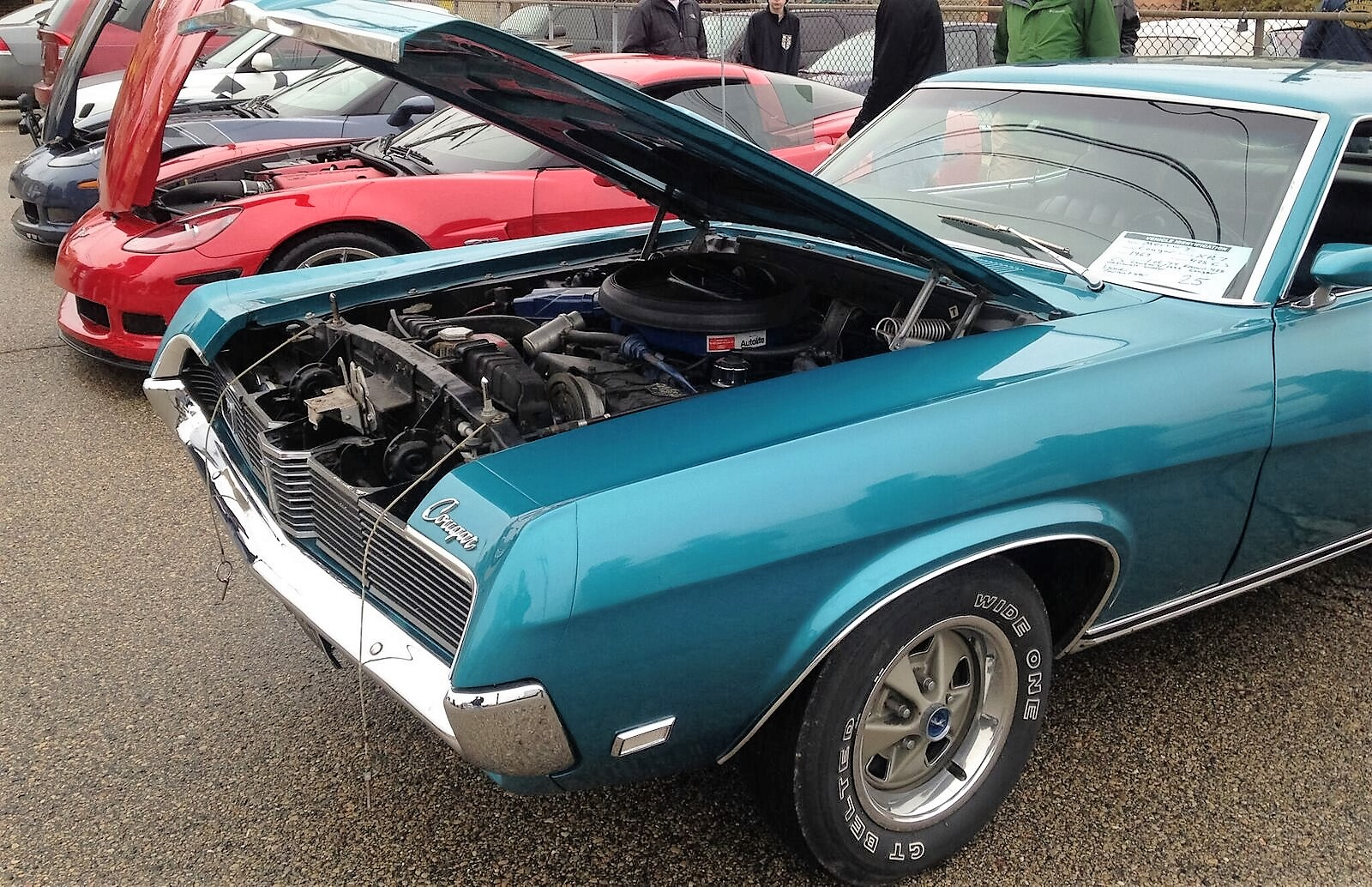 Eye Candy: Cars and Coffee in Lake Mills, Wisconsin - ClassicCars ...