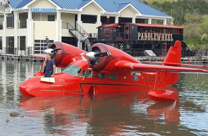 'Fantasy Island' plane tops Branson Auction
