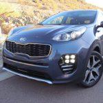 , Driven: 2017 Kia Sportage SX, ClassicCars.com Journal