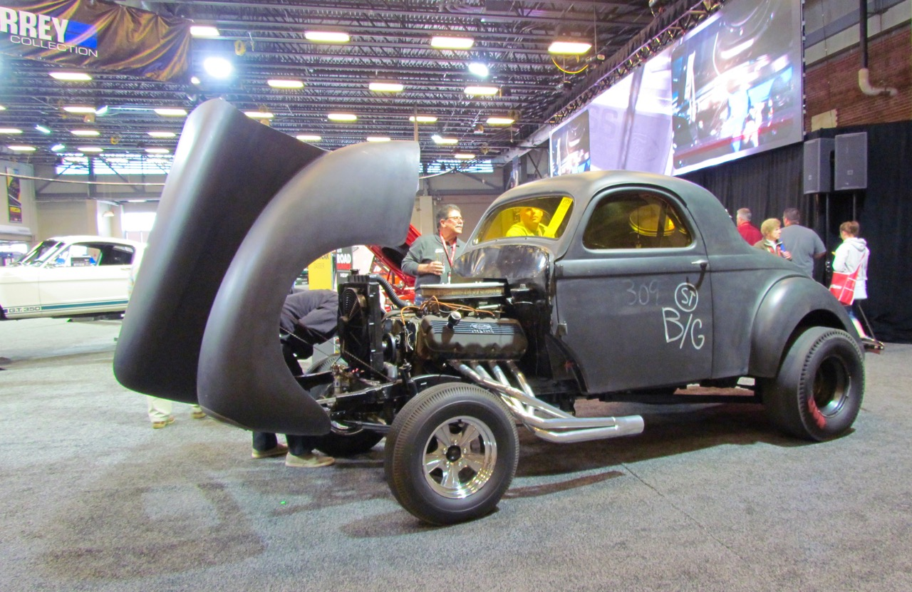 Shelby's favorite: McMurrey's '42 Willys gasser