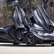 For sale: 240-mph McLaren supercar, serious inquiries only
