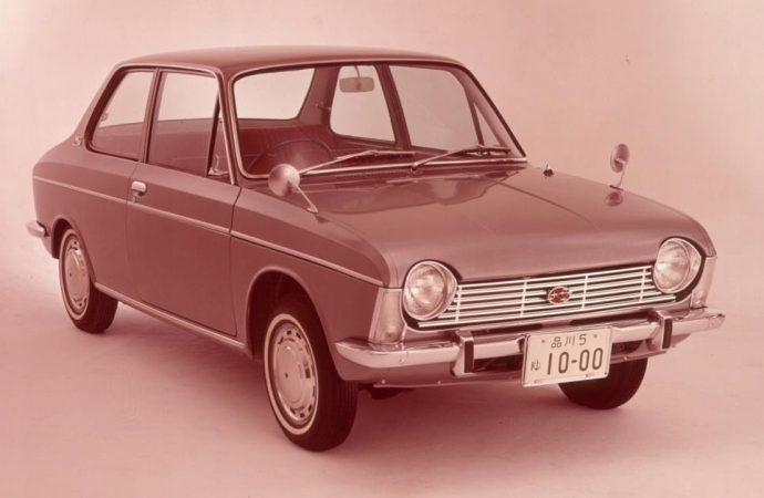 Subaru celebrates 50 years powered by 'boxers'