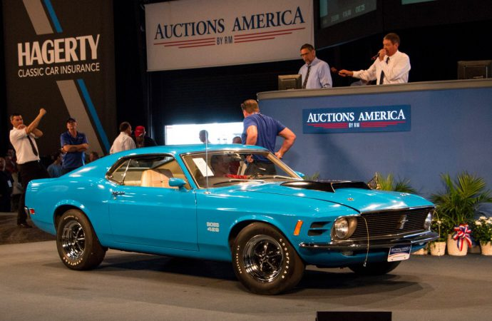 Auctions America does $7.2 million at Auburn Spring sale