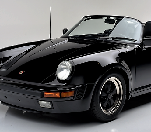 Hagerty graph shows horde of Porsche 911s coming to auction