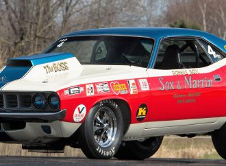 Major Mopar muscle powers onto Mecum auction block