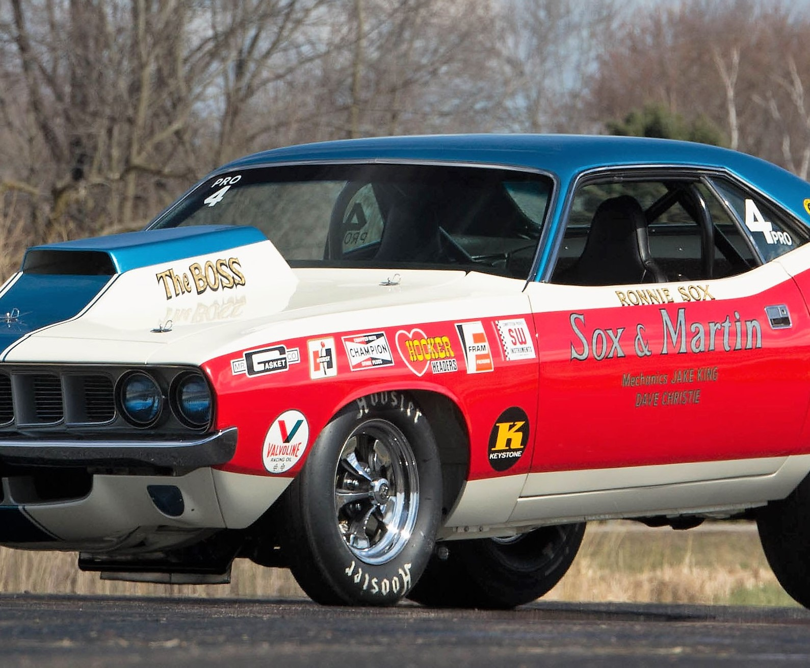 Major Mopar muscle powers onto Mecum auction block - ClassicCars.com ...