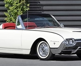 1962 Ford Thunderbird Sport Roadster