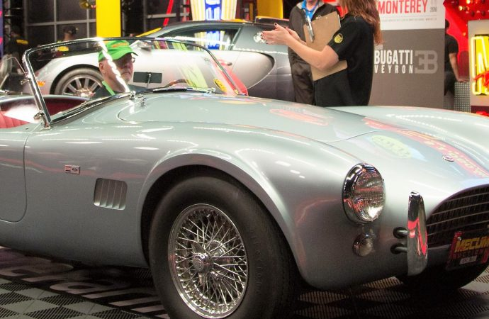 Mecum 'closing in' on $50 million result for Indianapolis auction