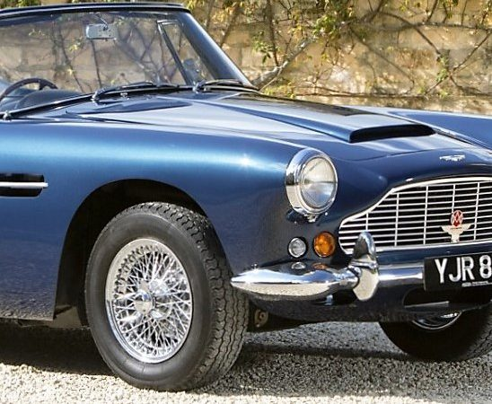DB-era Aston Martins top sellers at British auction