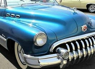 1950 Buick Roadmaster convertible