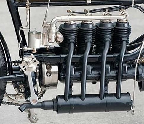1905 FN motorcycle