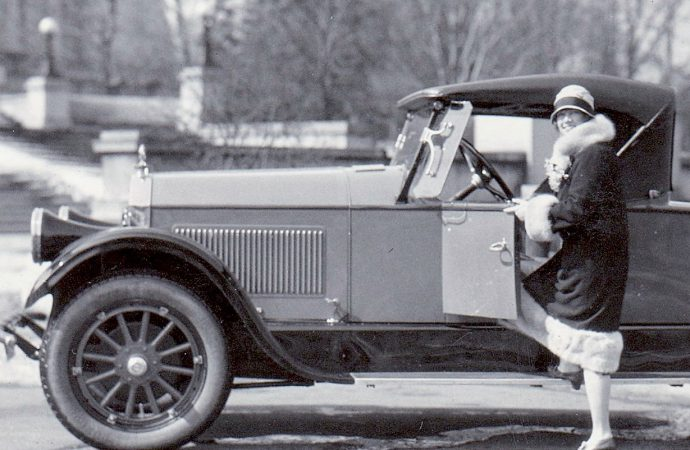 Classic profile: 1925 Pierce-Arrow Series 80 Runabout