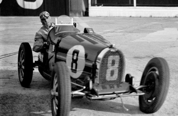 Nuvolari-raced Bugatti Type 51 on Bonhams' Quail sale docket