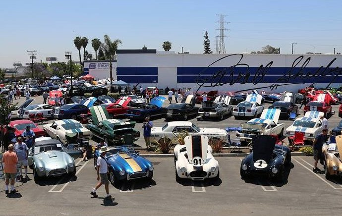 50 years of Shelby Performance to be highlighted