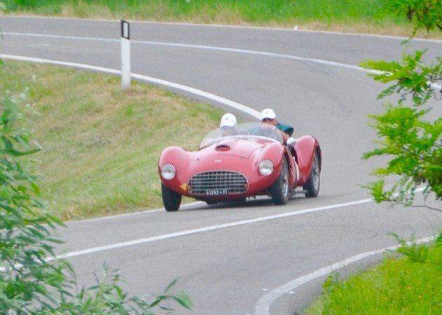Silver Flag hill climb salutes Alfa Romeo's racing history