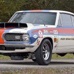 The 1968 Barracuda Hurst Hemi won the 1969 NHRA Winternationals