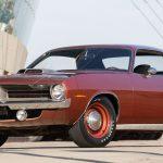The 1970 Hemi 'Cuda is an original, low-mileage survivor
