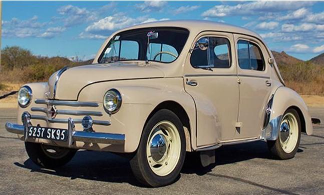 1955 Renault 4CV | ClassicCars.com