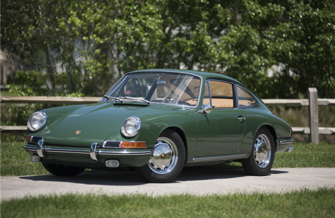 Countdown to Barrett-Jackson Northeast: 1966 Porsche 911