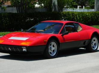 Countdown to Barrett-Jackson Northeast: 1984 Ferrari 512 BBI