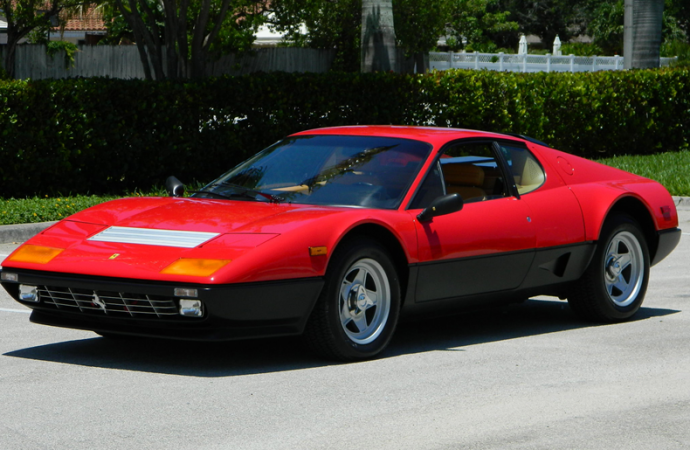 Countdown to Barrett-Jackson Northeast: 1984 Ferrari 512 BBI