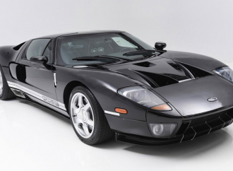 Countdown to Barrett-Jackson Northeast: 2004 Ford GT Prototype