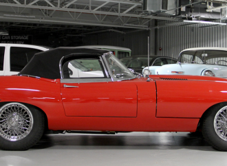Countdown to Barrett-Jackson Northeast: 1962 Jaguar XKE Series 1 roadster