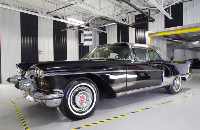 Countdown to Barrett-Jackson Northeast: 1958 Cadillac Eldorado Brougham