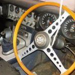 1963 Jaguar E-Type 3.8 Series I Fixedhead Coupe interior