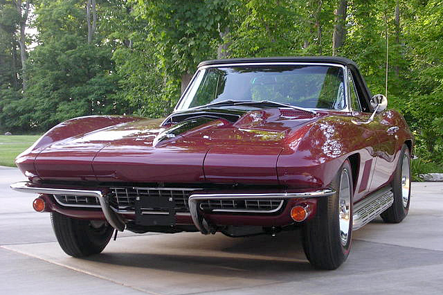 Countdown to Barrett-Jackson Northeast: 1967 Chevrolet Corvette convertible