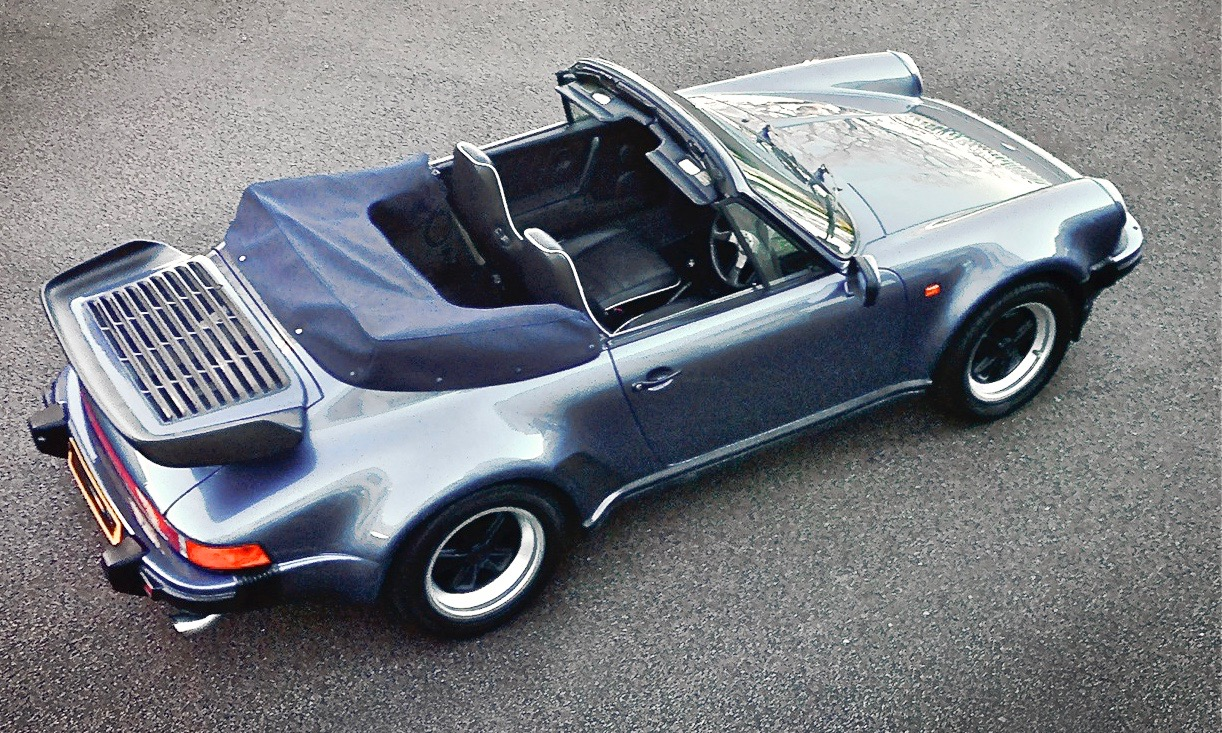 1989 Porsche 911 Carrera Supersport SSE