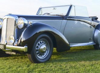 Will Coys sale show impact of Brexit on the collector car hobby?