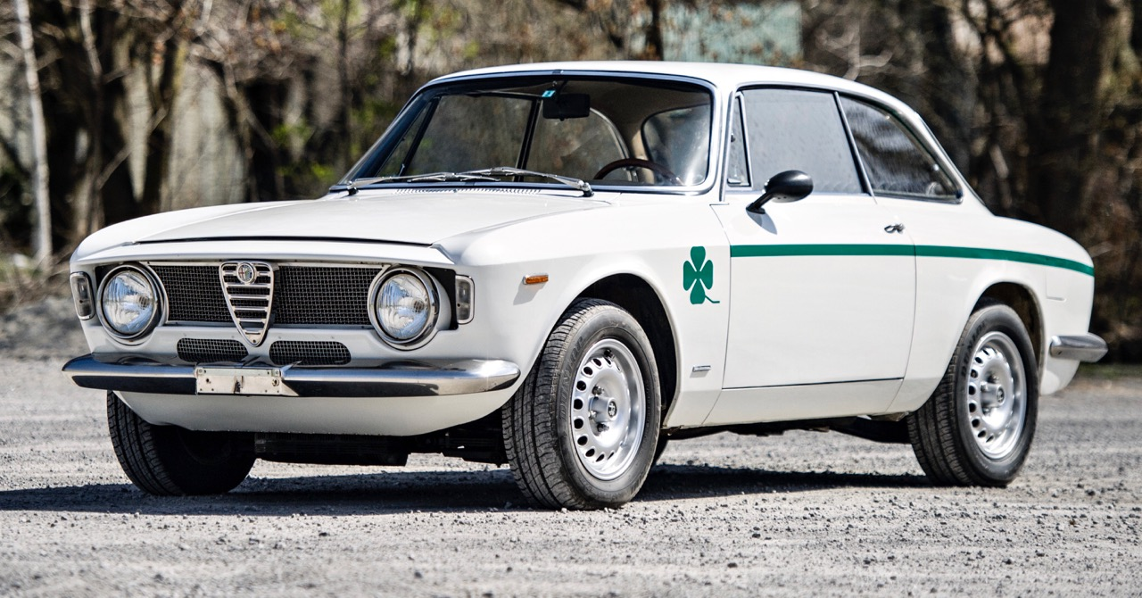 1975 Alfa Romeo GTA 1300 Junior Stradale
