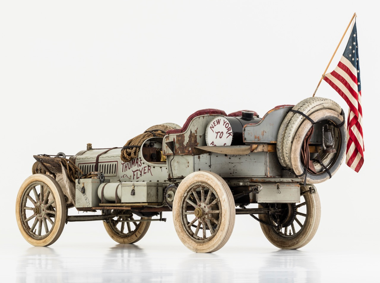 Car Auctions Ny >> NY-to-Paris winning 1907 Thomas Flyer joins historic register - ClassicCars.com Journal