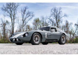 1964 Shelby Daytona replica