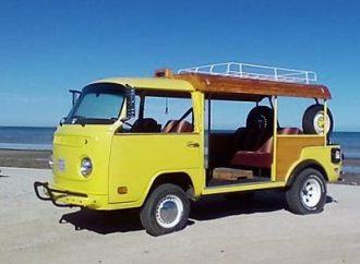 1969 Volkswagen custom transporter