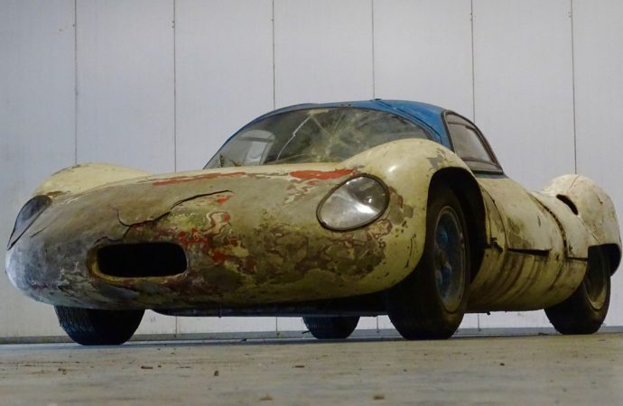 Found after decades, Costin Nathan racer heads to H&H auction