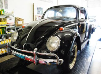 Forrest Grove Concours to show 22-mile 1964 VW Beetle