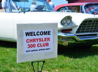 Chrysler 300 Club Spring Show