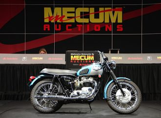 Nutson's nuggets at Mecum MidAmerica motorcycle auction