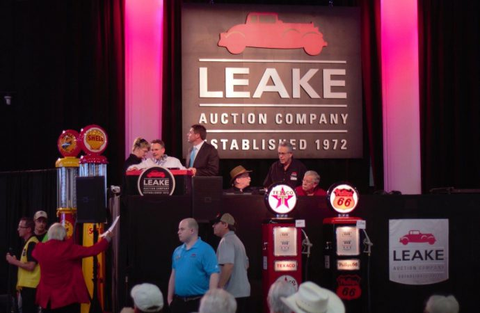 Leake's Tulsa docket designed for younger group of bidders