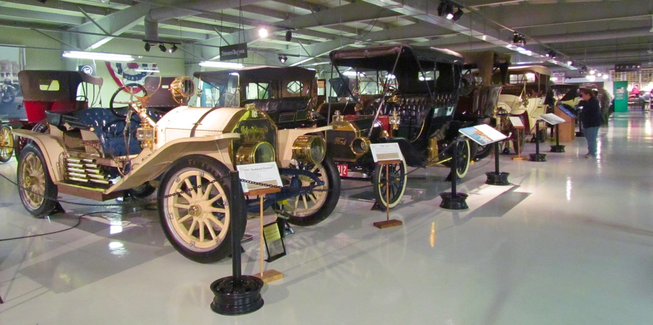 Seal Cove museum features brass-era vehicles, and uses them to tell stories | Larry Edsall photos