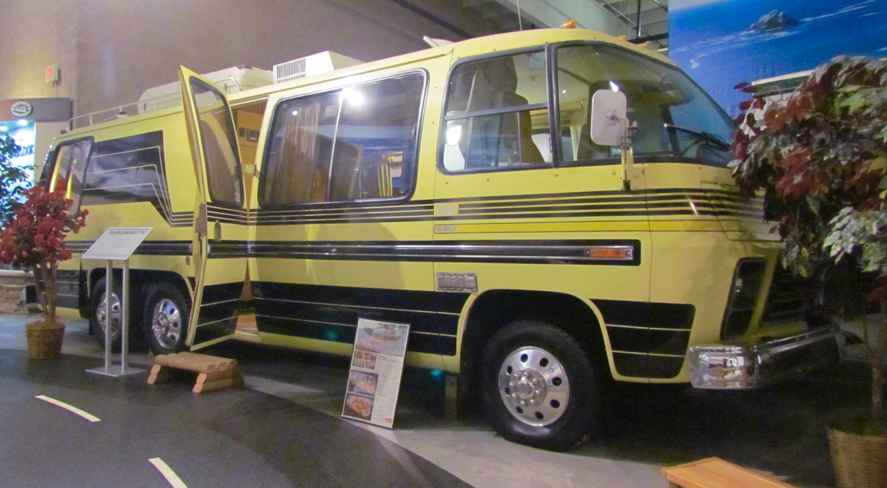 These large GMC-built motorhomes, with air suspension and 455cid V8 engines, are popular restoration projects
