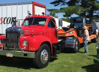 Antique Truck Club national meet