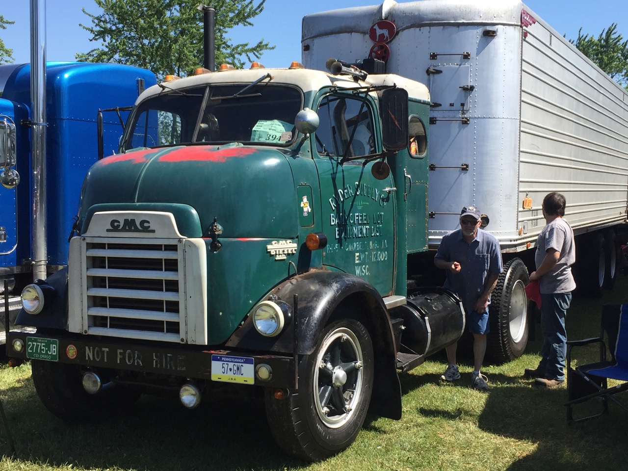 Antique Gmc Tractors : Img classiccars journal