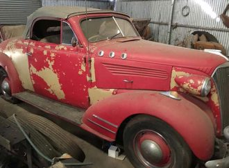 Historic Holden, Aussie-built '37 Chevy headed to auction