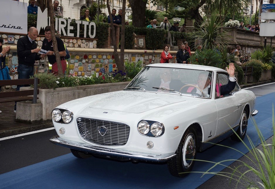 Lancia Flaminia Speciale judged most elegant
