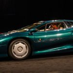 Offered from the Riverside International Automotive Museum, this 1994 Jaguar XJ 220 brought an above-estimate  $357,500_Karissa Hosek (c) 2016 Courtesy Auctions America (1)