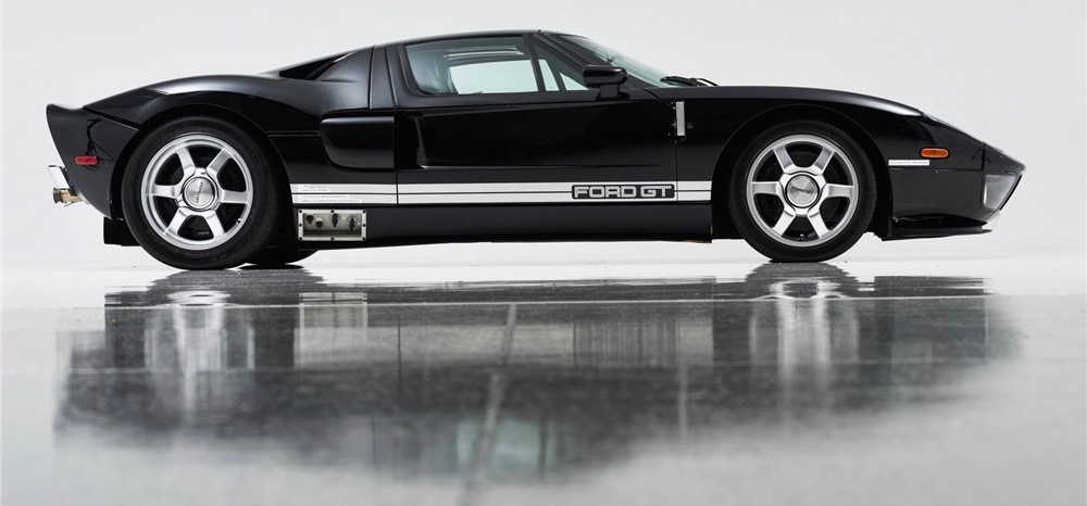 Ford GT CP-1 will be offered up for bidding at Barrett-Jackson's Connecticut auction | Barrett-Jackson photos